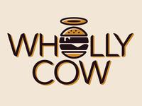 Wholly Cow Logo