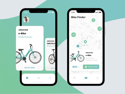 Daily UI Day #29: Map nyc brooklyn nyc brooklyn designer maps mapping daily ui 29 daily ui daily ui challenge bikes app ux ui dailyuichallenge adobe dailyui graphicdesign design