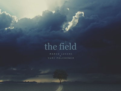 The Field  - Cover Design / Music composition music mp3 cover