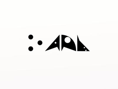 Logotype Concept branding bw black  white design logo logotype