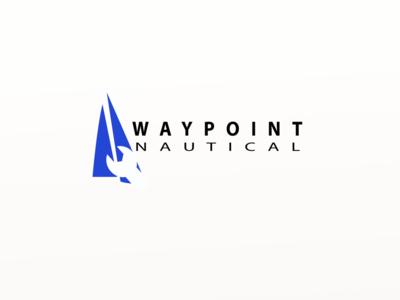 Nautical company logo nautical graphic deisgn branding design logo concept logotype