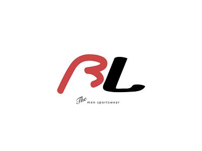 Men Sportswear Logo Design Concept sportswear concept logo logotype