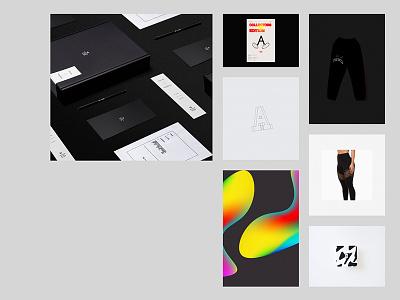 Work Update animation animation branding product product design abstract rebrand refresh brand illustration fashion type portfolio