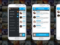IceDreamApp - The first and only dream social network