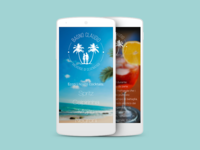 Bagno Claudio - Mobile Interface