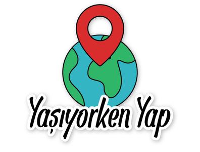 Yaşıyorken Yap Logo Design illustrator logodesign logos logo