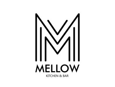 Mellow Logo Design illustrator logo design logos logo