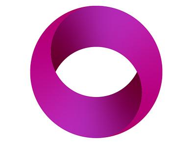 3D Gradient Circle circle 3d artwork 3d circle 3d art 3d vector illustration ux ui design