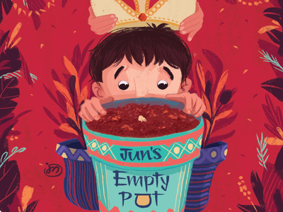 Chinese Story Illustration art asia asian characters chinese charcters chinese stories digitalart illustration childrens illustration picturebook digital illustration kids illustration characterdesign