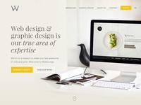 Webdesign Weblounge