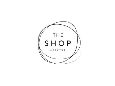 The Shop responsive minimal website scandinavian design design clean website design ecommerce webshop webdesign graphicdesign logo design logodesign weblounge logo