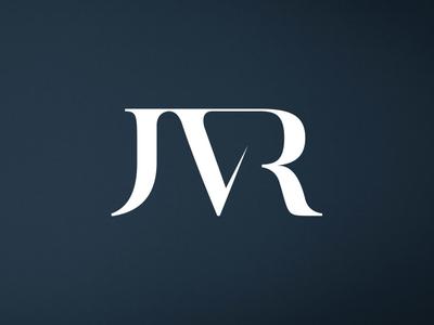 JVR insurances webdesign branding logo design graphicdesign weblounge logo logodesign