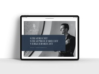 Webdesign lawfirm Elyn