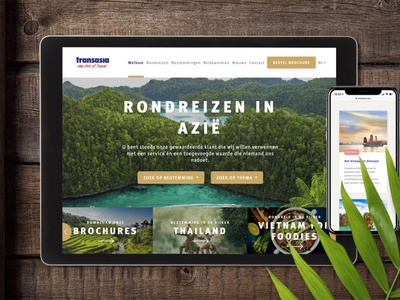Transasia webdesign webdesign website design weblounge