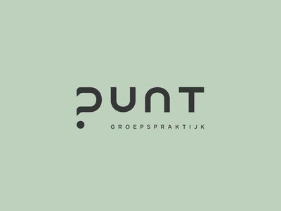 "Logo Groepspraktijk ""Punt"""