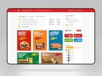 Yemeksepeti - Website Redesign