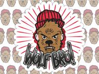WOLF BRO!