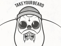 Take your beard!