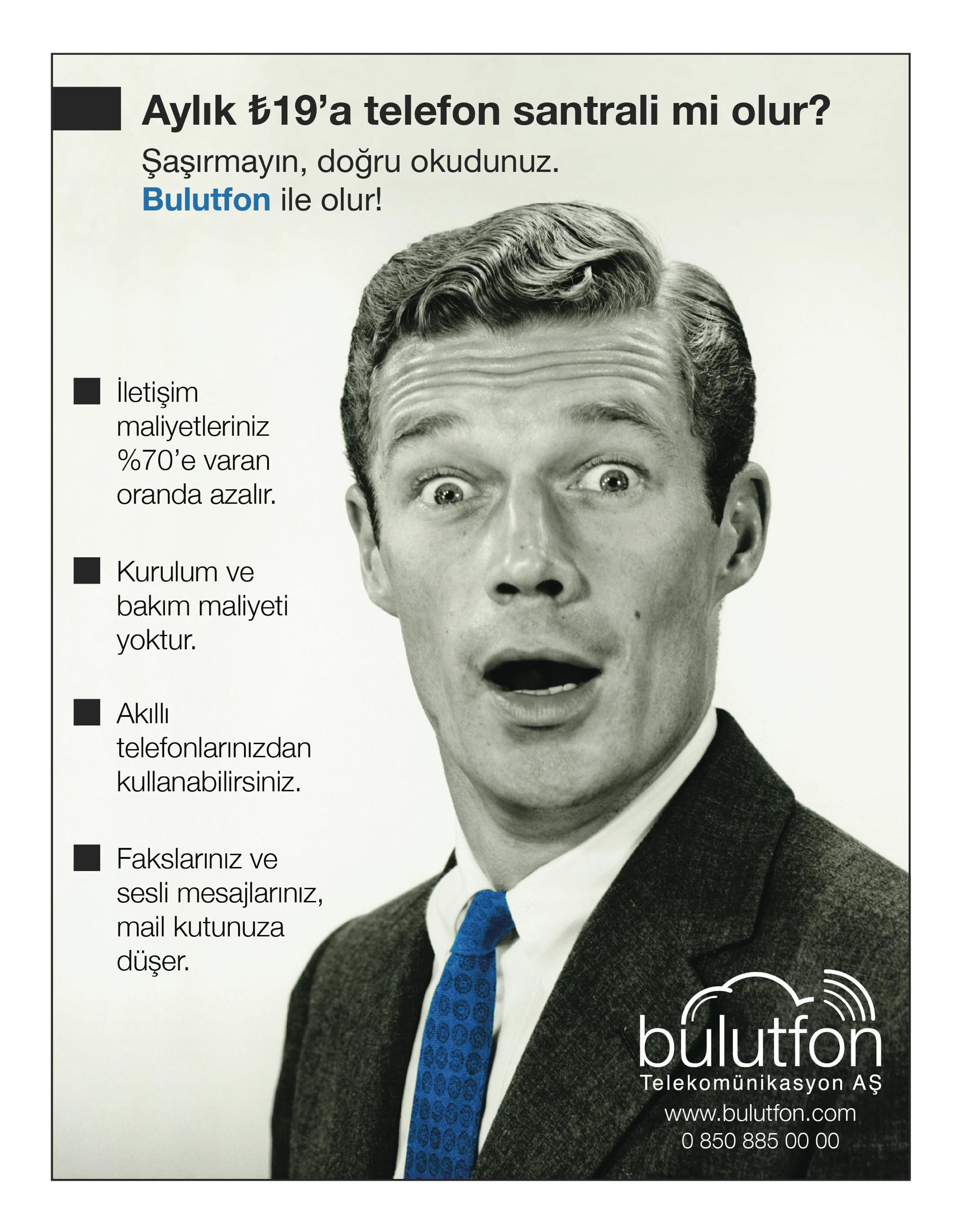 Bulutfon advertising full