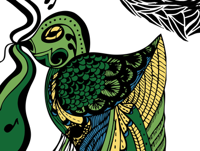 Bauhaus Bird