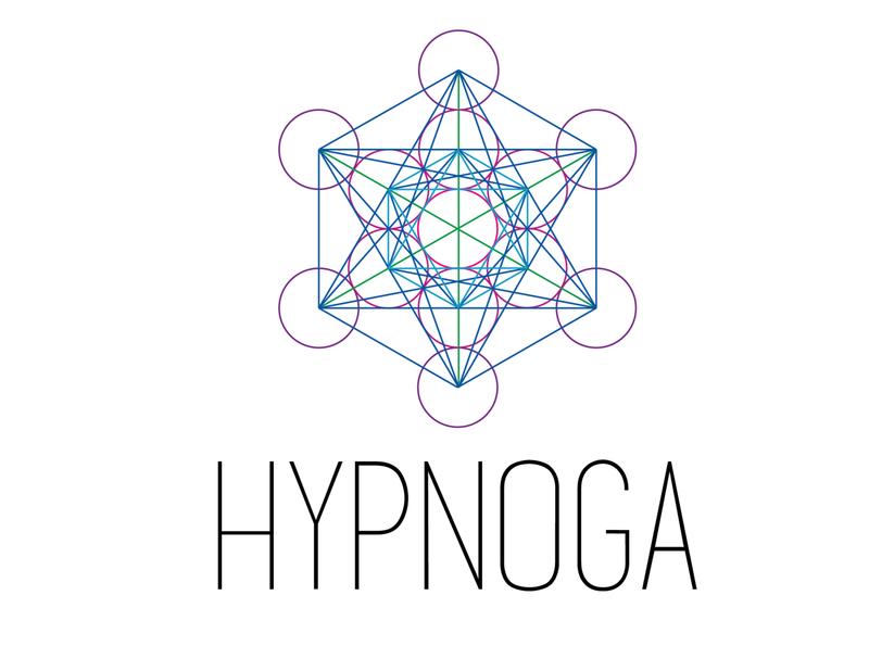 Hypnoga Branding design icon vector pattern colour branding logo