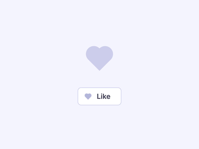 Heart Fold Button codepen motion micro interaction ux css animation interface ui button folding fold like heart