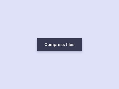Compress files success web form button codepen motion ux css interface ui interaction micro interaction animation files zip compress