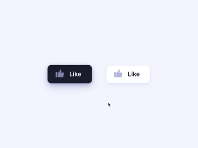 Thumbs up button button codepen motion ux css animation interface ui success micro interaction animations liked like up thumb