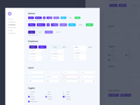 UI Elements Styleguide Light Version