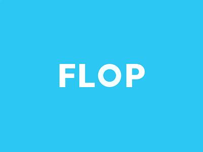 Flip Flop (Web Version) codepen css web loader motion animation load flop flip webgl threejs