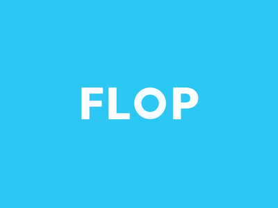 Flip Flop (Web Version) codepen css web loader motion animation load flop flip webgl threejs