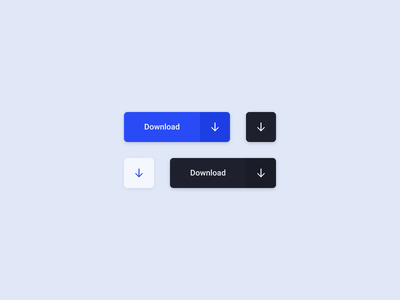 Download Buttons codepen motion micro interaction css ux animation interface load loading button user interface ui download