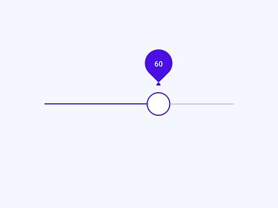 Balloon Slider web codepen motion css animation interface form user interface micro interaction ux ui control slider ballon