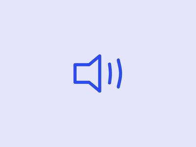 Volume Toggle