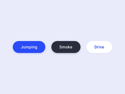 Button Hover Effects #2 motion css animation interface user interface ux ui codepen micro interaction split hover button