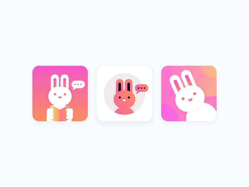 App Icon - Daily UI #005 storytelling design web dailyui dailui icon ui app design app