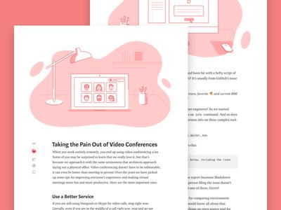 Blog Illustrations & Styles