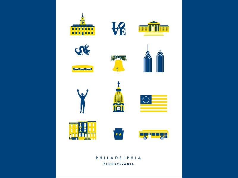 Philly Drexel Poster