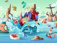 Fruite - Kite Surf - final