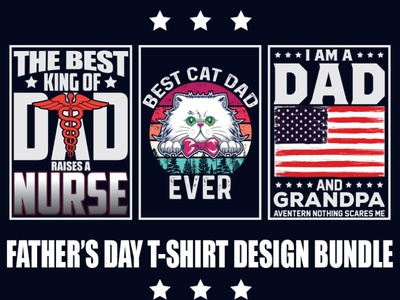 Father s Day T shirt Deisgn Bundle fathers day art fathers day ideas fathers day cards fathers day gifts