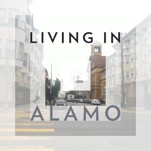 Living in alamo square
