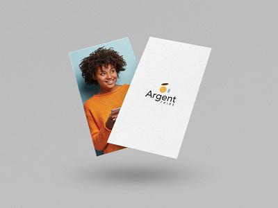 Argent Tribe idea logo identity design concept branding brand design brand identity design