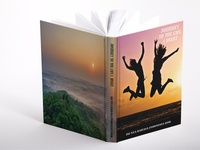 Open Hard Cover Book