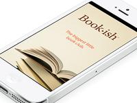 Bookish™ App (iOS)