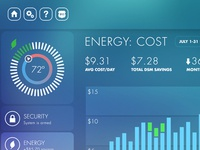 Energy UI