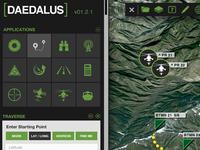 """Daedalus"" product UI"
