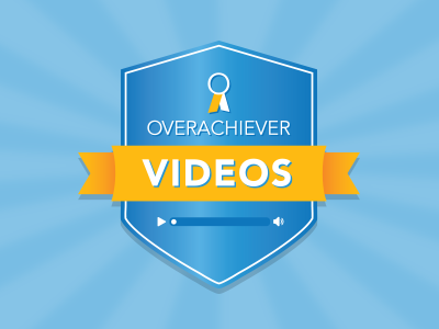 Overachiever Videos - Launch