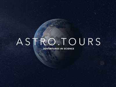 AstroTours - Adventures in Science