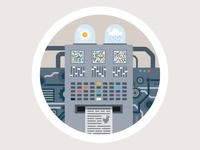 Climate Machine – Infograpic animation