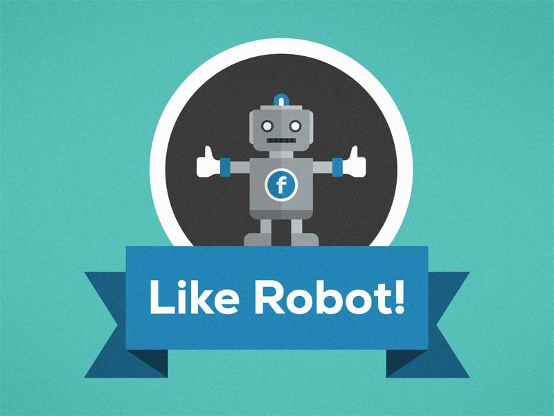 Like Robot: Infographic Animation stock exchange animation infographic flat design stock market information kurzgesagt robot motion design science